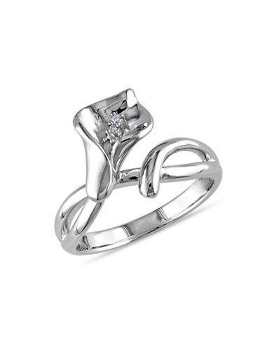 Concerto 0.011TCW Diamond Lily Ring-DIAMOND-5