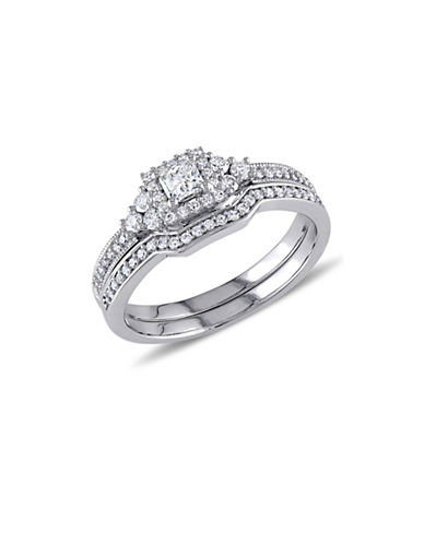 Concerto 14K White Gold Halo 0.65 TCW Diamond Bridal Set-DIAMOND-8