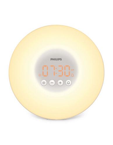 Philips Sunrise Simulation Bedside Light-WHITE-One Size 89433458_WHITE_One Size
