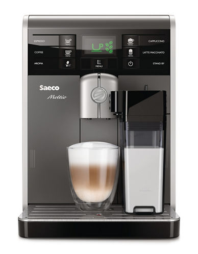 Saeco Moltio Carafe Automatic Espresso-SILVER-One Size