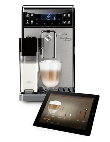 saeco aroma espresso machine manual