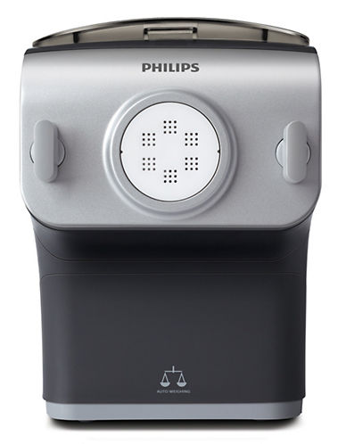Philips Pasta Maker with Integrated Scale-BLACK-One Size