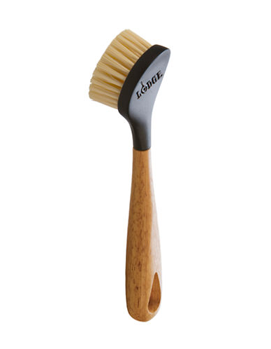 Lodge Scrub Brush-WOOD-One Size