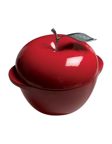 Lodge 3.5 Quart Apple Pot-RED-3.3L