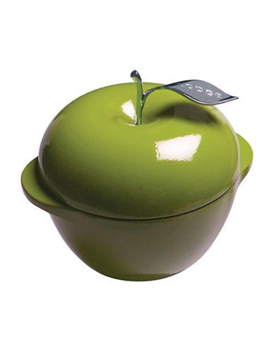 Lodge 3.5 Quart Apple Pot-GREEN-3.3L