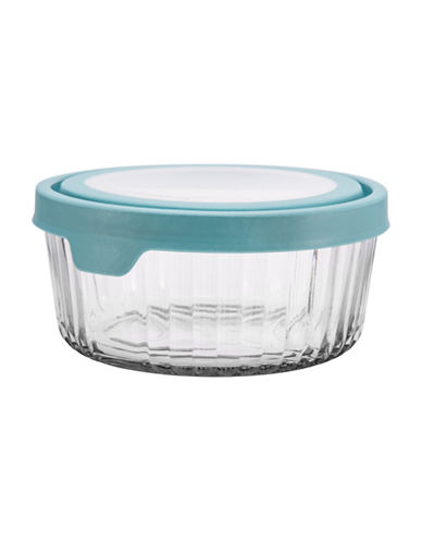 Anchor Hocking TrueSeal Food Storage Bowl-BLUE-One Size