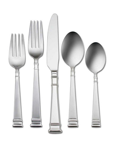 Oneida Prose 20-Piece Flatware Set-STAINLESS STEEL-One Size