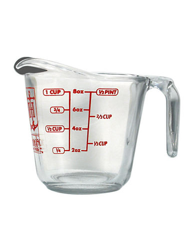 Anchor Hocking 8 ounce measuring cup-CLEAR-One Size