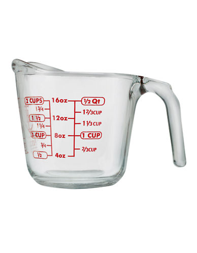 Anchor Hocking 16 ounce measuring cup-CLEAR-One Size