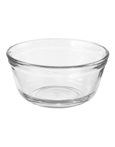 Anchor Hocking 4 quart mixing bowl-CLEAR-One Size