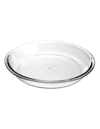 Anchor Hocking 9 inch Pie Plate-CLEAR-One Size