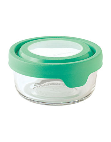 Anchor Hocking TrueSeal 1-Cup Round Food Storage with Lid-CLEAR-One Size