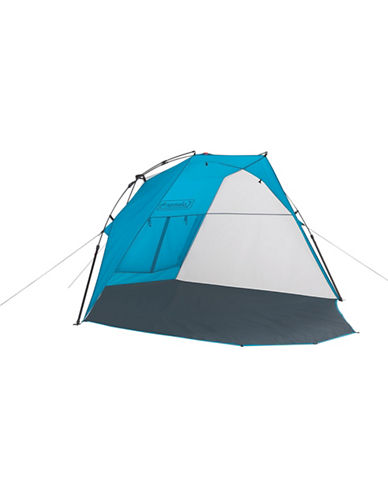 Coleman Shoreline Instant Beach Shade-BLUE-One Size