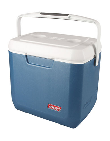 Coleman 28 Quart Xtreme 3 Cooler-BLUE-One Size