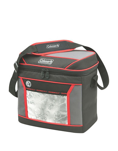 Coleman 16 Can Soft Cooler-RED-One Size