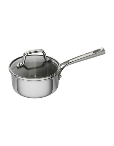 Emeril Lagasse 1-Quart Saucepan-STAINLESS STEEL-One Size