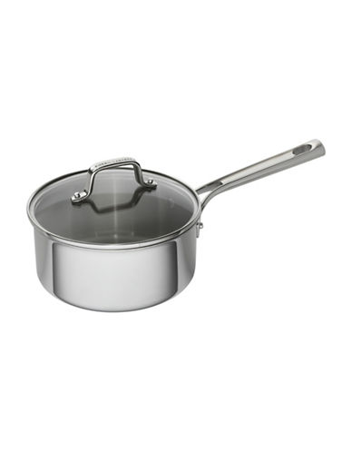 Emeril Lagasse 3-Quart Saucepan-STAINLESS STEEL-One Size