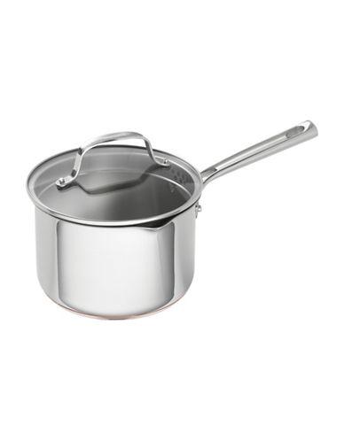Emeril Lagasse 3-Quart Saucepan-STAINLESS STEEL-One Size