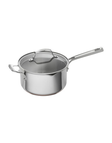 Emeril Lagasse 4-Quart Saucepan-STAINLESS STEEL-One Size