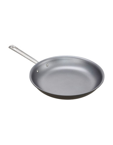 Emeril Lagasse 12-Inch Hard Anodized Non-Stick Fry Pan-BLACK-One Size