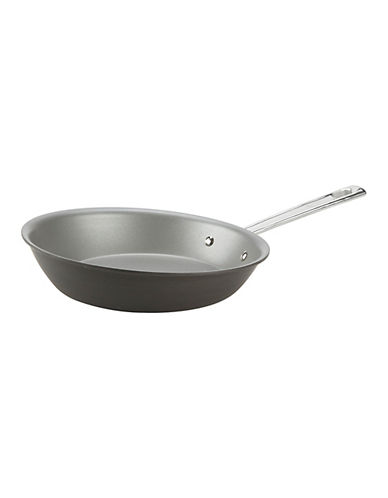 Emeril Lagasse 10.5-Inch Hard Anodized Oval Sauté Pan-BLACK-One Size