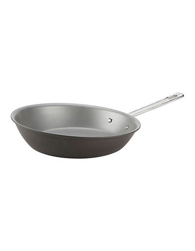 Emeril Lagasse 11-Inch Hard Anodized Oval Sauté Pan-BLACK-One Size