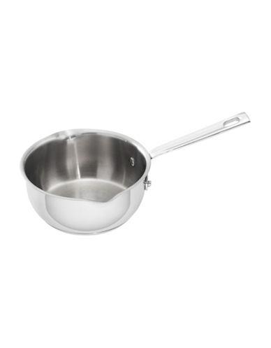 Emeril Stainless Steel Cookware Saucier 1-Quart-STAINLESS STEEL-1