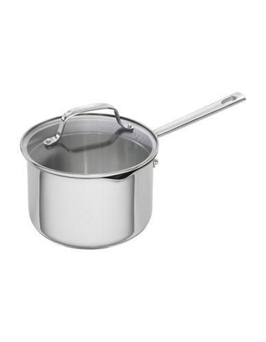 Emeril 3-Quart Lagasse Saucepan-STAINLESS STEEL-3.4 L