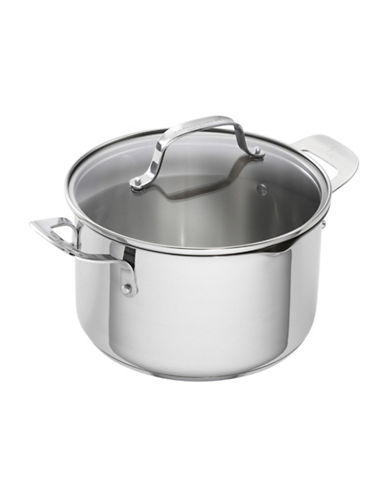 Emeril 5-Quart Lagasse Dutch Oven-STAINLESS STEEL-One Size