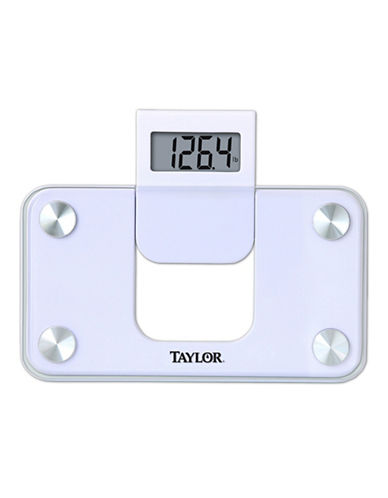 Springfield Taylor Mini Bath Scale-WHITE-One Size