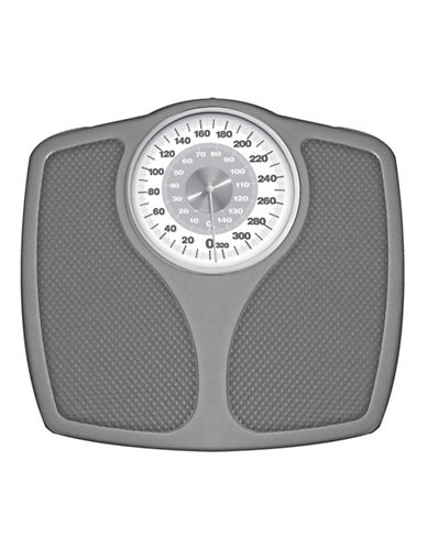 Springfield Salter Mechanical Dial Scale-SILVER-One Size