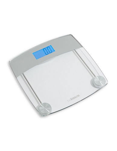 Springfield Taylor Digital Bathroom Scale-CLEAR-One Size