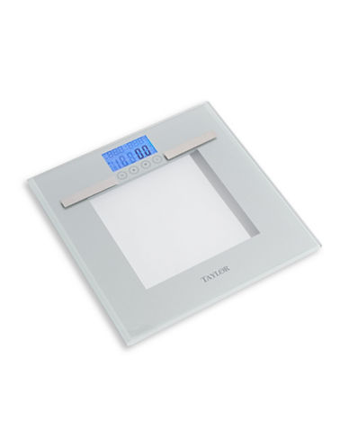 Springfield Taylor Body Analysis Scale-WHITE-One Size