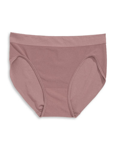 Bali Smooth Microfibre Hi-Cut Panties-MOCHA VELVET-X-Large
