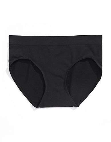 Bali Smoothing Hipster Briefs-BLACK-Large
