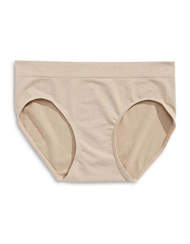 Bali Smoothing Hipster Briefs-NUDE-Large