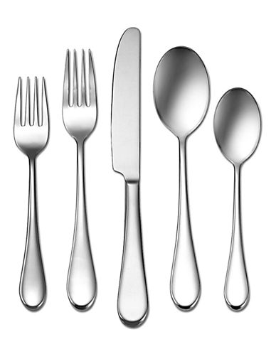 Oneida Icarus 20 Piece Set-SILVER-One Size