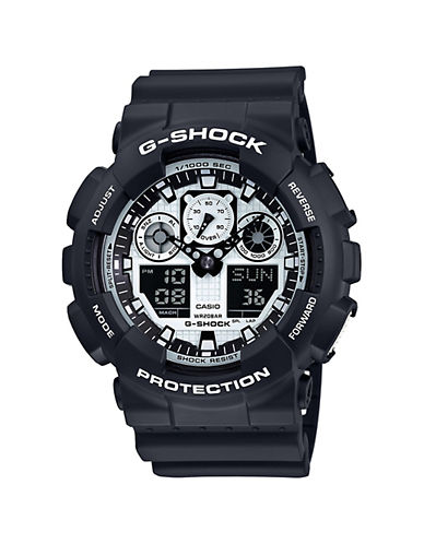 Casio G-Shock Series Watch-BLACK-One Size