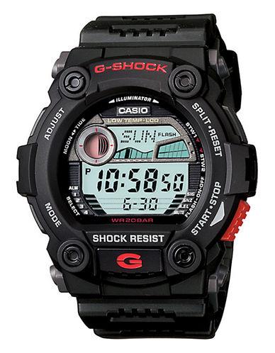 Casio Mens G-Shock Rescue Watch-BLACK-One Size