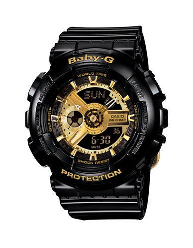 Casio Baby G Watch-BLACK-One Size