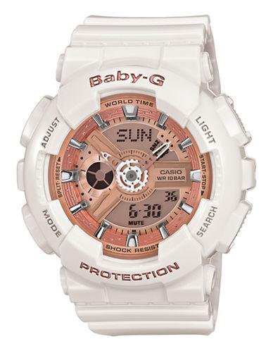 Casio Baby G Watch-WHITE-One Size