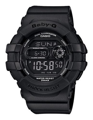 Casio Womens Baby-G Watch-BLACK-One Size
