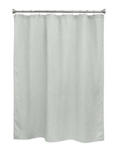 Bacova Guild Morgan Shower Curtain-GREY-One Size