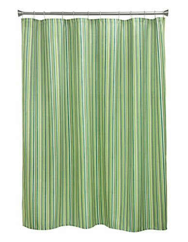 Bacova Guild Sea Stripe Shower Curtain-SEA STRIPE-One Size