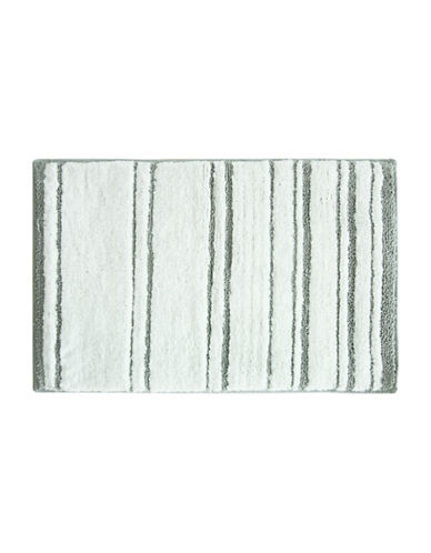 Bacova Guild Drake Bath Rug-GREY-20x30
