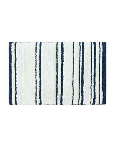 Bacova Guild Drake Bath Rug-NAVY-20x30