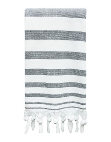 Bacova Guild Drake Cotton Hand Towel-NAVY-Hand Towel
