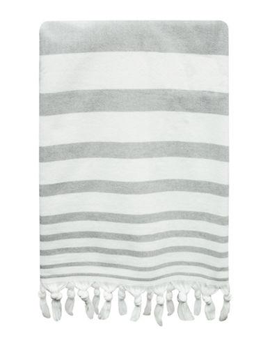 Bacova Guild Drake Cotton Bath Towel-GREY-Bath Towel