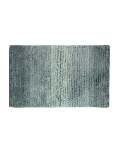 Jessica Simpson Avery Bath Rug-GREY-One Size