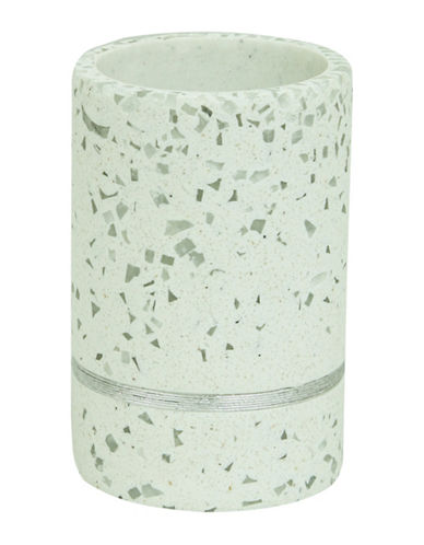 Bacova Guild Bacall Tumbler-OFF WHITE-One Size
